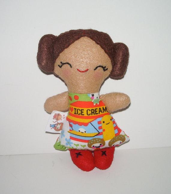 Mini Kawaii Rag Doll