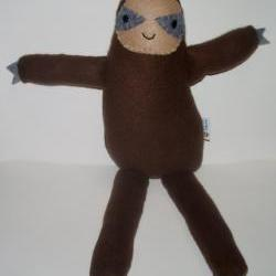 Two Toed Sloth Fleece Plushie